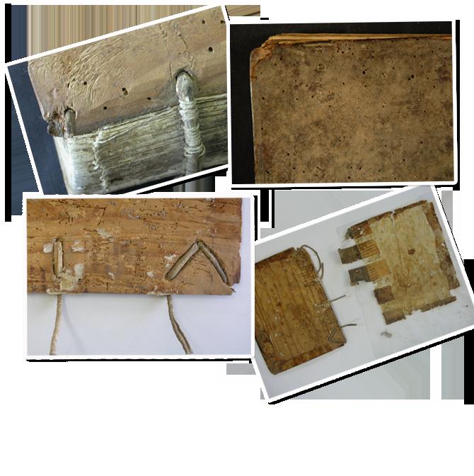 encuadernaciones restauración